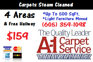 Professional Carpet Cleaning Sioux Falls, SD
