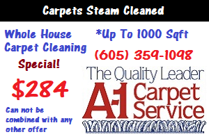 Carpet Cleaning Brandon, SD