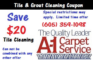 Professional Tile & Grout Cleaning Sioux Falls, SD